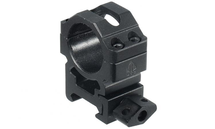 Кольца Leapers UTG 25,4 мм быстросъемные на Weaver/Picatinny средние с винтовым зажимом