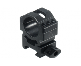Кольца Leapers UTG 25,4 мм быстросъемные на Weaver/Picatinny средние с винтовым зажимом, 3 винта
