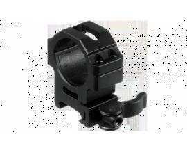 Кольца Leapers UTG 30 мм быстросъемные на Weaver/Picatinny средние с рычажным зажимом