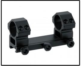 Кронштейн LEAPERS AccuShot с кольцами 25,4 мм, для установки на Weaver средний