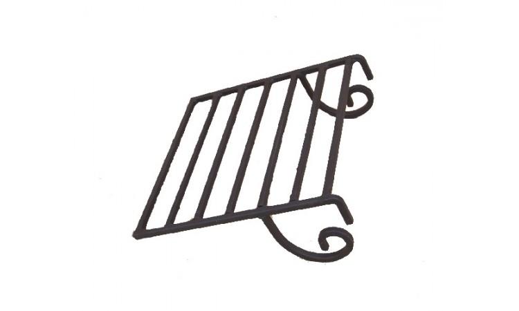Навесной столик для мангала