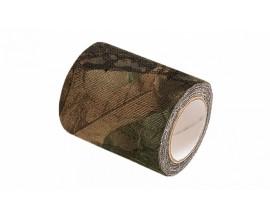 Камуфляжная лента Allen, цвет - листва/дерево, 305 см