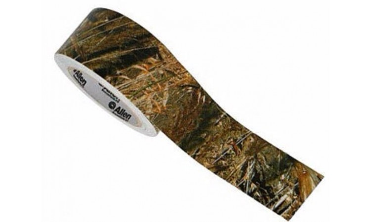 Камуфляжная лента Allen, цвет - Mossy Oak Duck Blind, 18 м, ширина 5 см