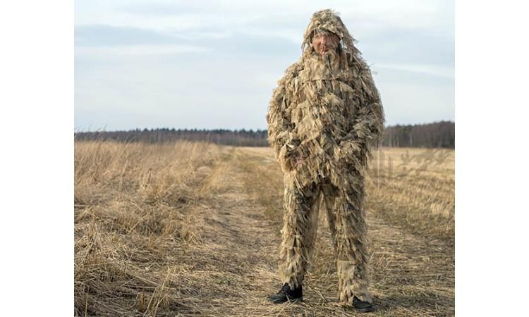 Легкий маскировочный костюм Hunting Legend 2