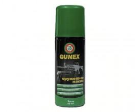 Масло оружейное Ballistol Gunex 2000 spray 50ml.