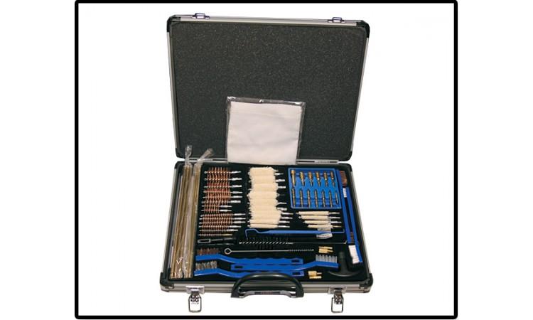 Набор для чистки оружия универсальный 63 предмета