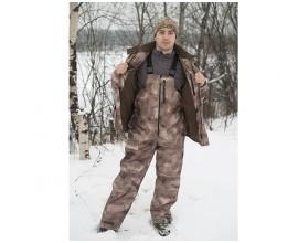Костюм охотника NordHunter A-Tacs (зимний)