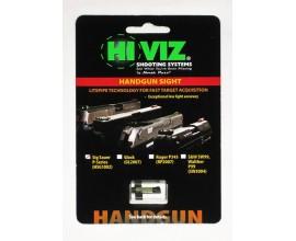 HiViz пистолетная мушка HSG1002-G, Sig Sauer серия Р, зеленая