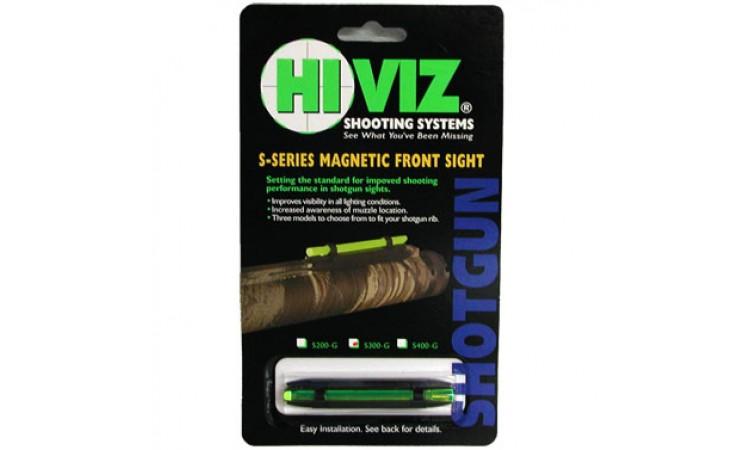 Мушка HiViz S200-G зеленая