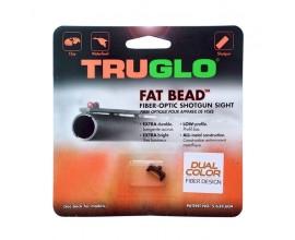 мушка Truglo TG948CD FAT•BEAD 2,6 мм двухцветная зеленая/красная, ввинчивающаяся. (уп./12шт.)