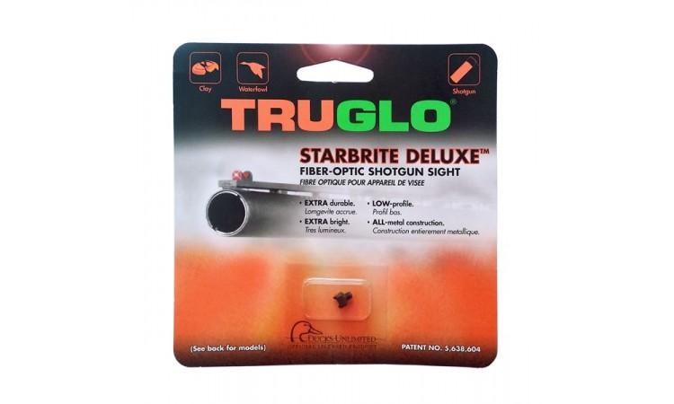 мушка TRUGLO TG954ER STARBRITE 3 мм красная (уп./12шт.)