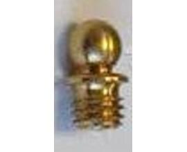мушка металл - латунь 3,0 мм