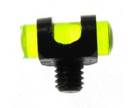 мушка светящ. зеленая, 3,5 мм