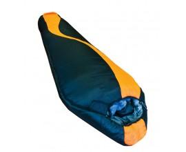 Спальный мешок Tramp SIBERIA 7000 оранжевый/черый
