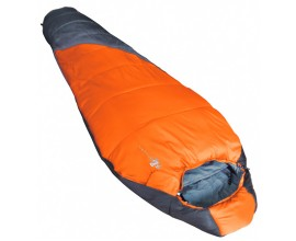 Спальный мешок Tramp MERSEY оранжевый/серый