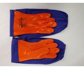 Перчатки рыбообработчика с нарукавниками
