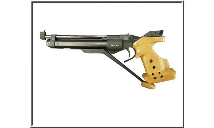 Пистолет пневматический ИЖ-46М
