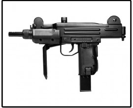 Пистолет пневматический Cybergun MINI UZI