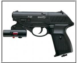 Пневматический пистолет Gamo P-23 Laser