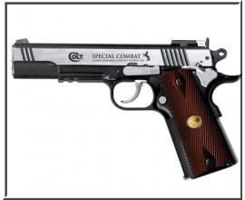 Пистолет пневматический Colt Special Combat
