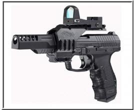 Пистолет пневматический Walther CP-99 Compact Recon