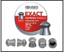 Пули для пневматики Exact Express