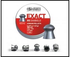 Пули для пневматики Exact RS