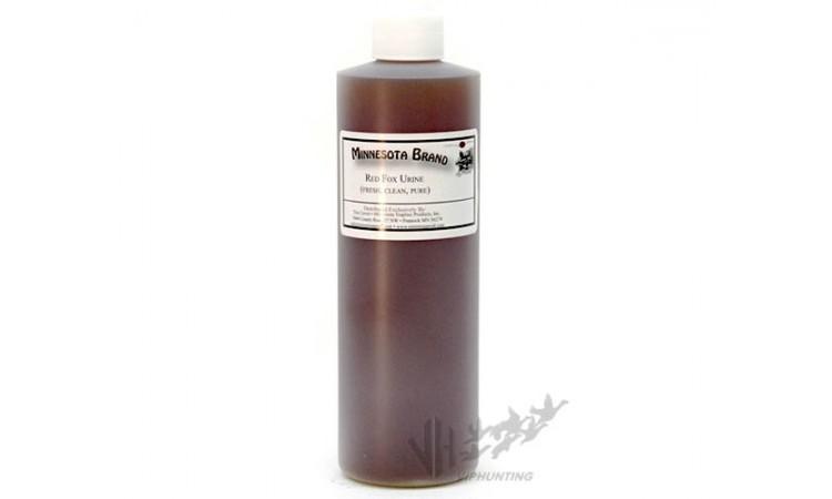 Приманка для лисы натуральные выделения мочи Minnesota Brand Red Fox Urine