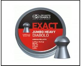 Пули пневматические JSB Exact Jumbo 5,5 мм