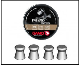 Пули Gamo Pro-Match 250
