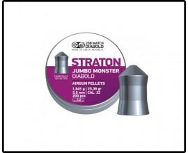 Пули пневматические JSB Straton Jumbo Monster 5.5 мм