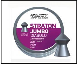 Пули пневматические JSB Straton Jumbo Diabolo 5,5 мм