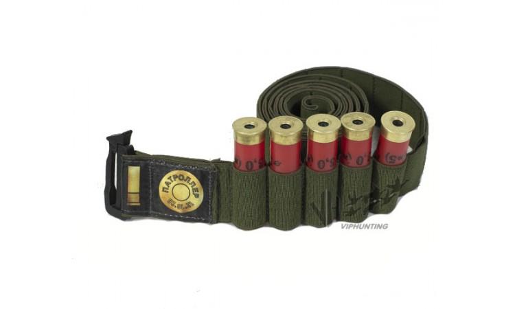 Патроллер - лента для патронов 12-16-20 калибр