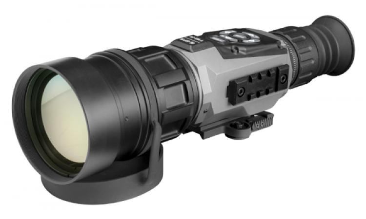 Прицел тепловизионный ATNI MARS-HD640 5-50x100