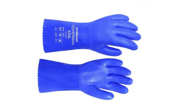 Перчатки для холодной воды Fisherman